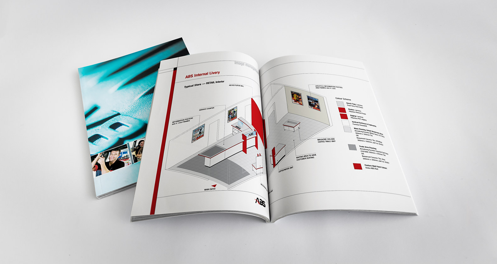 ABS Automotive - Corporate branding, Style guide