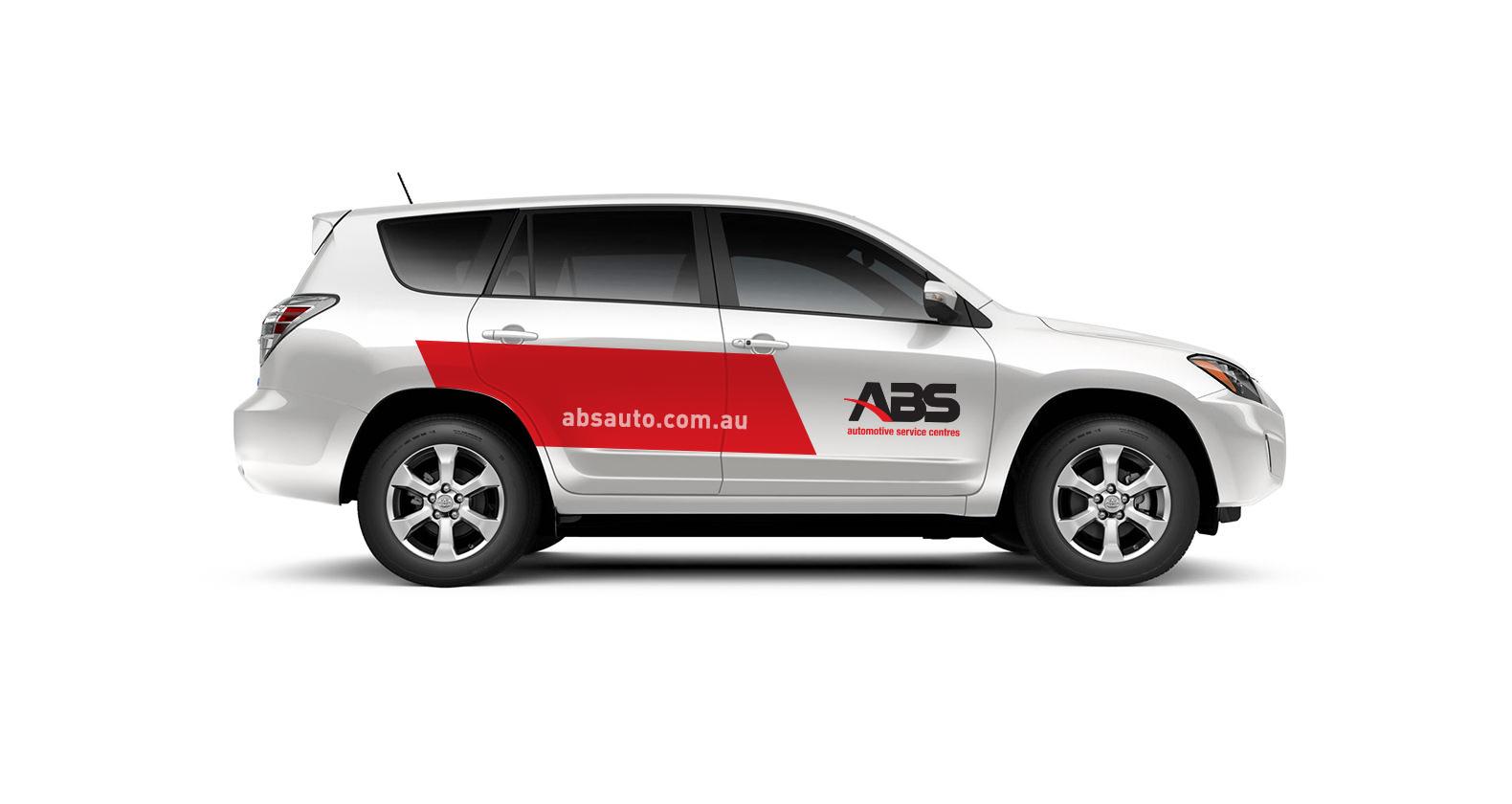 ABS Automotive - Vehicle signage