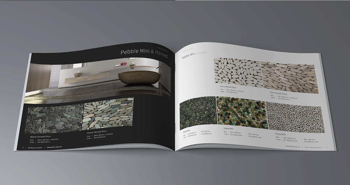 Stone 101 product brochure